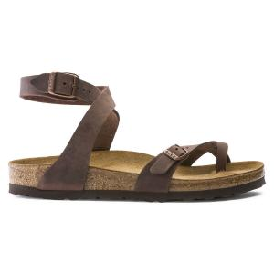 Γυναικεία σανδάλια Birkenstock Yara Oiled Leather Habana