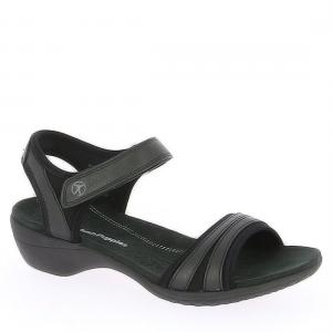 Γυναικεία flatforms Hush Puppies Athos Black