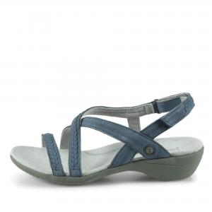 Γυναικεία flatforms Hush Puppies Theia 406-Vintage indigo