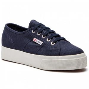 Γυναικεία sneakers Superga 2730 Cotu F43-Navy/F White