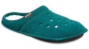 Unisex παντόφλες Crocs Classic Slipper 3S5-Evergreen/Stucco