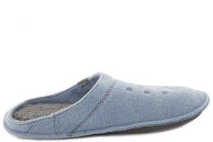 Unisex παντόφλες Crocs Classic Slipper 4IG-Chambray blue/Slate grey